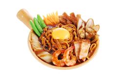 Food Signage Image | Noodles