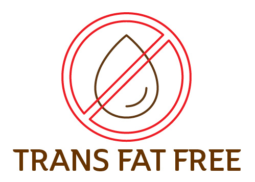Food Allergy Signage Transfat Free